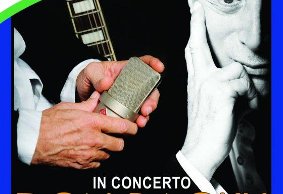 Don Backy In Concerto A Massarosa