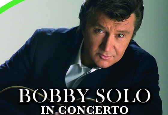 Bobby Solo In Concerto A Massarosa