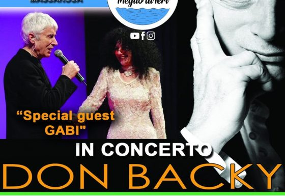 Don Backy in concerto