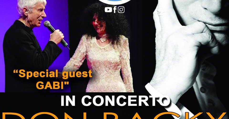 Don Backy in concerto